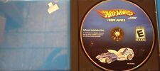 HotWheels.Com: Turbo Driver (TV game systems, 2008) case, Disc  # 15388