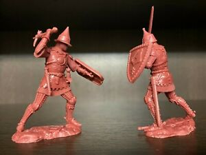 New Toy soldiers of Publius.  Knights Principality of Lithuania. Limited set.