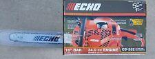 """ECHO CHAINSAW CS352 34CC 16"""" BAR *"""