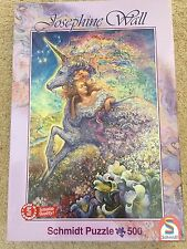 Daydream Believer par Josephine Wall, 500 pièces Schmidt jigsaw puzzle, NEW & SEALED