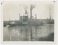 Foto Schiff - Dampfer 1929  (J190)