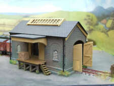 N SCALE RATIO GOODS SHED #220 - MADE IN UK - EASY ASSEMBLY