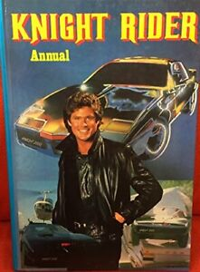 Knight Rider Annual - 1982 Book The Cheap Fast Free Post
