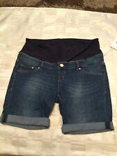 Aa H&M MAMA Maternity Shorts Size L BNWT