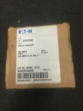 Eaton Cvs3100X Circuit Breaker - Cvs 42K - 100 Amps - 240 V - With Box- Untested
