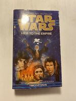 Star Wars: Heir To The Empire by Timothy Zahn (Paperback, 1991) Vol 1 of 3