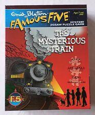 Enid Blyton los famosos cinco: la misteriosa misterio Jigsaw Puzzle Juego Tren []