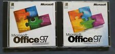 Microsoft MS Office 97 Professional & Developer Edition Tools with cd keys