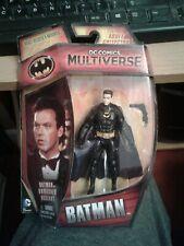 Mattel DC Comics Multiverse Batman Unmasked Variant Figure
