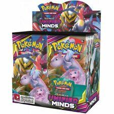 Pokémon PKU81568 Sun & Moon 11 Unified Minds BD Collectible Card Game