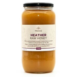 Ling Heather honey 1.4kg Raw Pure 100% Natural Unprocessed Unpasteurised