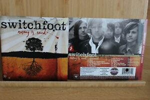 Switchfoot - Nothing is Sound CD