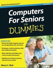 ✔️ Computers for Seniors for Dummies, Nancy Muir, pdf digital book