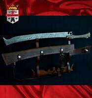 KingForge 025 Zombie Sword fantasy machete damascus protection survival weapon