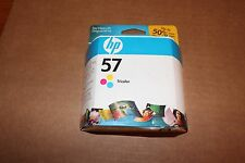 GENUINE HP 57 C6657AN TRI-COLOR. SEALED.  EXP DATE 09/2010