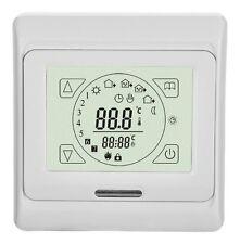 Digitaler Unterputz Raum Thermostat Fußbodenheizung Touchscreen Digital