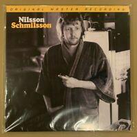 HARRY NILSSON Nilsson Schmilsson MFSL MoFi Mobile Fidelity 45rpm 180g Vinyl 2LP