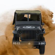 1:10 2.4G RC ferngesteuertes Militär Auto Buggy LKW 4WD Kletterauto Modell 🎅