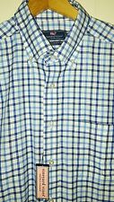Vineyard Vines Whale Murray Shirt Long Sleeve Button-Front Shirt: Medium (NWT)