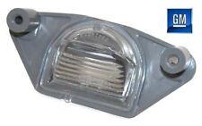 82-92 Firebird Rear License Plate Light Housing NEW GM   986