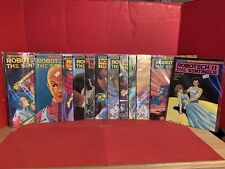 Robotech Ii The Sentinels #1-12,no-2, 1-Special Lot Of 12 Comics Anime Tv Comico