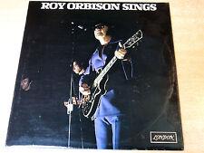 EX-/EX- !! Roy Orbison/Sings/1972 London LP