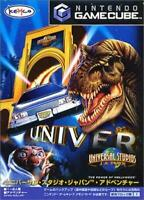 Universal Studios Japan Adventure Nintendo Gamecube Game Used Complete