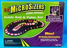 R/C Microsizers Official Accessory Guide Rail And Pylon Set *COMPLETE* HCAC1203