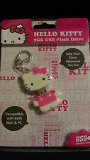 New Sakar Hello Kitty USB Flash Drive 2GB  Hello Kitty 2GB USB Flash Drive 2GB