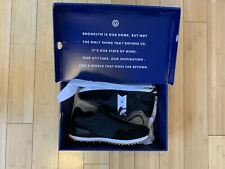 Greats The Rosen Men's Shoes Size 8 in Nero/Gum