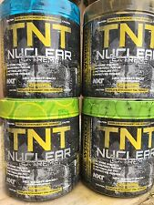 NXT Nutrition TNT Nuclear Extreme Pre Workout