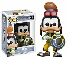 Goofy Kingdom Hearts pop! Disney #263 vinilo personaje funko