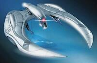 Moebius Battlestar Galactica Cylon Raider 1/32 model kit new 926
