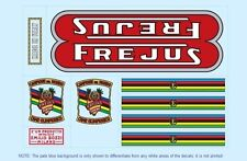 Frejus Bicycle Decals-Transfers-Stickers #2