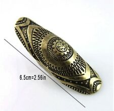 R1253 Vintage Fashion Jewelry No Nickel Bronze Punk Joint Armor Knuckle Ring