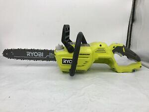RYOBI RY40503 40V 14 INCH BRUSHLESS CORDLESS CHAIN SAW GR M
