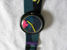 POP SWATCH PWBS104 Tropical Night DAMEN ARMBANDUHR UHR
