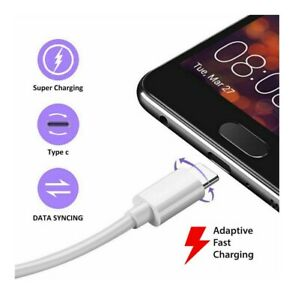 New Huwaei Fast Type C Charging Cable For Huawei P30