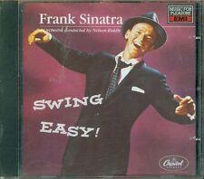 Frank Sinatra - Swing Easy Emi Music For Pleasure Cd Ottimo