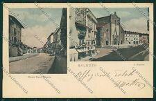 Cuneo Saluzzo cartolina EE7312