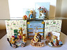 Lot of 5 Assorted Cherished Teddies Figurines: All Mint In Original Boxes
