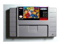 Super Ninja Boy SNES 16-Bit Game Cartridge USA NTSC English Language