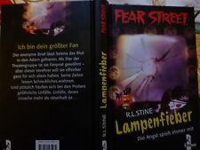 Lampenfieber Die Angst spielt immer mit von R. L. Stine Fear Street Buch gebr.