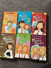 Enid Blyton 6 Books Malory Towers Fifth First Summer Term Secrets Last Upper Fou