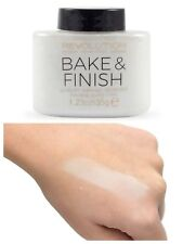 Makeup  Revolution Setting mattifies Baking Powder  Bake and Finish Powder