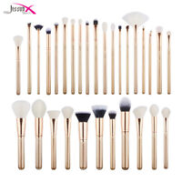 Jessup Professional Makeup Brushes Set 30Pcs Eyeshadow Blush Powder Cosmetic Kit