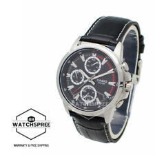 Casio Men's Standard Analog Multi-Hands Watch MTPE317L-1A