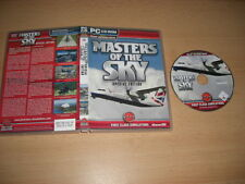 Masters of the sky special edition pc add-on flight simulator 2004 x fsx FS2004