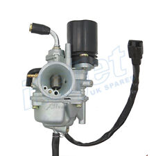 TK Scooter Carb Carburettor With Electric Choke 19mm Gy6 E40qmb Minarelli Yamaha