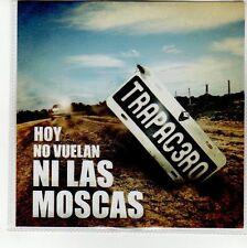 (EN656) Trapac3R0, Hoy No Vuelan Ni Las Moscas - DJ CD